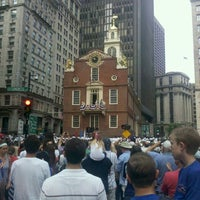 Photo taken at Old State House by SupahFans S. on 7/4/2012