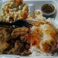 Photo taken at Aloha Island Grill by JIGGA on 8/13/2012