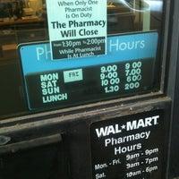Photo taken at Walmart Neighborhood Market by Don G. on 8/27/2012