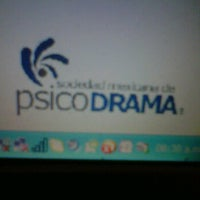 Photo taken at Sociedad Mexicana de Psicodrama by Roberto R. on 3/22/2012