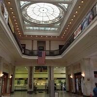 Photo taken at Baltimore Penn Station by Watanabe H. on 9/2/2012
