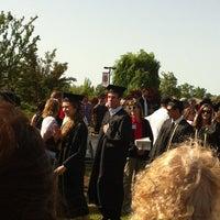 Photo taken at Simpson University by Adam M. on 4/28/2012