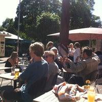 Photo taken at Parkteatret by Marte O. on 6/19/2012