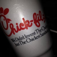 Photo taken at Chick-fil-A Fruitville Road by Mark S. on 3/17/2012