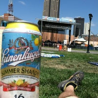 Photo taken at 80/35 Music Festival by Drew V. on 7/7/2012