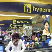 Photo taken at Hypermart by KulinerTepian on 8/11/2012