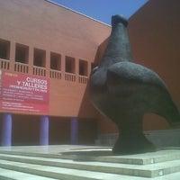 Photo taken at Museo de Arte Contemporáneo de Monterrey (MARCO) by Carlos M. on 8/17/2012
