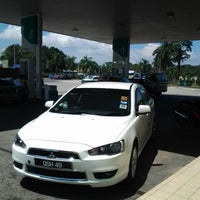 Photo taken at Petronas by Aizat A. on 6/30/2014