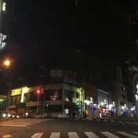 Photo taken at ファルマン通り交差点 by yoshi_rin on 11/29/2016