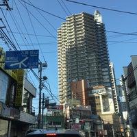 Photo taken at ファルマン通り交差点 by yoshi_rin on 11/16/2016