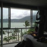 Photo taken at Patong Swiss Hotel Phuket by Mahdi H. on 8/13/2013