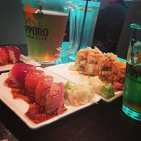 Photo taken at Bluefin Fusion Japanese Restaurant by Joel L. on 3/22/2013