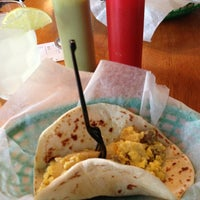 Photo taken at Chilosos Taco House by Lien T. on 3/8/2013