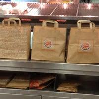Photo taken at Burger King by CengizRecep Ö. on 5/25/2013