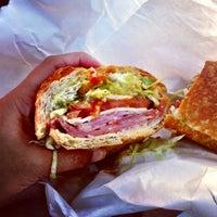 Photo taken at Bay Cities Italian Deli & Bakery by Sunaina S. on 1/19/2013