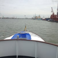 Photo taken at Vijfde Havendok by Elise V. on 4/16/2013