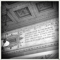 Photo taken at Chicago Cultural Center by Angie R. on 5/18/2013