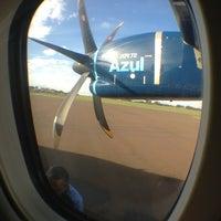 Photo taken at Aeroporto de Dourados (DOU) by Danilo B. on 5/27/2013