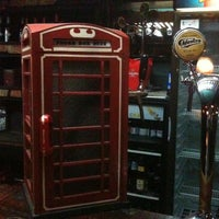 Photo taken at PhoneBox Pub by Jeannette on 4/23/2013