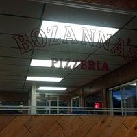 Photo taken at Bozanna's Pizzeria by Keith J. on 9/21/2012