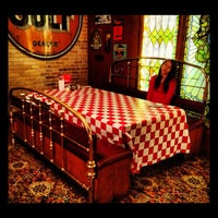 Photo taken at Spaghetti Warehouse by Dawn B. on 11/26/2012