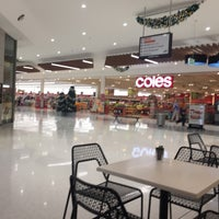 Photo taken at Kellyville Plaza by Andrew P. on 11/7/2016