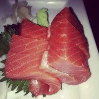 Photo taken at Umi Sake House by Eric L. on 7/12/2013