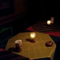 Photo taken at La Fonda de la Noche by Lemursaurio P. on 10/15/2016