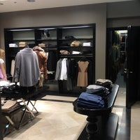 Photo taken at Massimo Dutti by Liviu on 9/1/2013