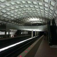 Photo taken at Dupont Circle Metro Station by Michael G. on 10/22/2012