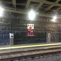 Photo taken at MBTA Fenway Station by Hugo L. on 7/18/2013