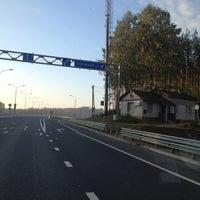 Photo taken at Васкеловский Пост Гаи by Vladimir S. on 9/12/2013