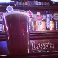 Photo taken at Lew's Grill & Bar by Robert R. on 4/7/2013