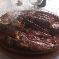 Photo taken at Restaurante Blanco y verde by Acme 9. on 4/18/2013