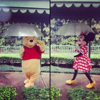 Photo taken at Hong Kong Disneyland by Jill S. on 4/12/2013