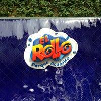 Photo taken at El Rollo Parque Acuático by Rulo S. on 6/8/2013