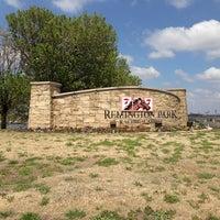 Photo taken at Remington Park Racetrack & Casino by Belinda B. on 4/4/2013