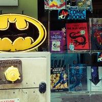 Photo taken at JHU Comic Books by Jeffrey Z. on 7/12/2013