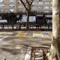 Photo taken at Augustus Saint-Gaudens Playground by Jeffrey Z. on 10/8/2013