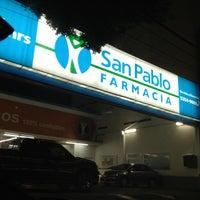 Photo taken at Farmacia San Pablo by Rosario R. on 10/23/2012