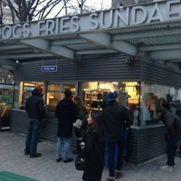 Photo taken at Shake Shack by Bill H. on 12/21/2012