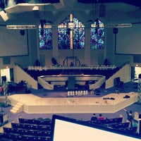 Photo taken at North Cleveland Church of God by Candace R. on 3/25/2013