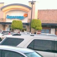 Photo taken at Superama by Alejandro T. on 3/12/2013