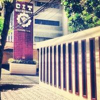 Photo taken at Cebu Institute of Technology - University by Kevin Ray C. on 10/31/2012