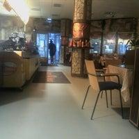 Photo taken at Square SQ kebab by Mikk S. on 3/14/2013