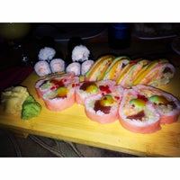 Photo taken at Eastern Pearl Japanese & Chinese Restaurant by Kasie C. on 10/20/2014