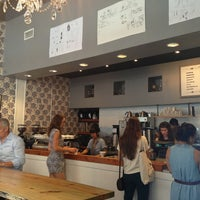 Photo taken at Culture Espresso by Evelyn Y. on 7/10/2013
