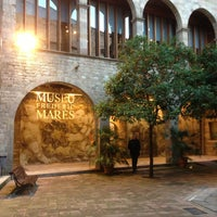 Photo taken at Museu Frederic Marès by Milos W. on 2/24/2013