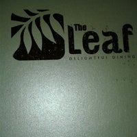 The Leaf Restaurant