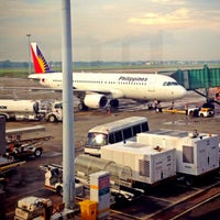 Photo taken at Mactan-Cebu International Airport (CEB) by trowa_borton on 7/14/2013